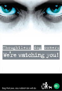 We're watching you